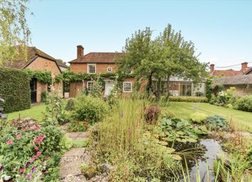 Thumbnail 4 bed cottage for sale in Stoke, Andover, Hampshire