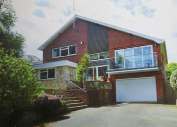 Thumbnail 4 bed detached house for sale in Luccombe Road, Shanklin