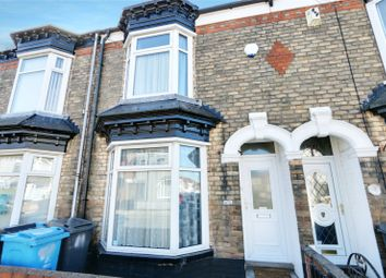 Thumbnail 2 bed terraced house for sale in Newstead Street, Hull, East Yorkshire