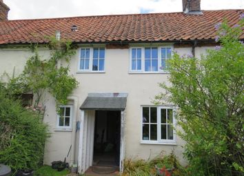 Thumbnail 2 bedroom terraced house for sale in Hall Street, Briston, Melton Constable