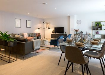 Thumbnail 3 bed flat for sale in The Avenue, Brondesbury Park, London