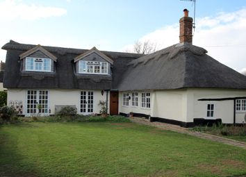 Thumbnail 4 bed cottage for sale in Hay Green, Therfield, Royston