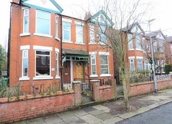 Thumbnail 3 bed semi-detached house for sale in Langdale Avenue, Levenshulme, Manchester