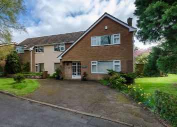 Thumbnail 5 bed detached house for sale in Grosvenor Crescent, Burbage, Hinckley