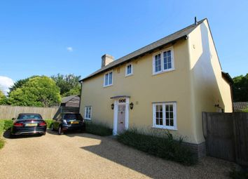 Thumbnail 4 bed detached house for sale in Hgih Street, Balsham