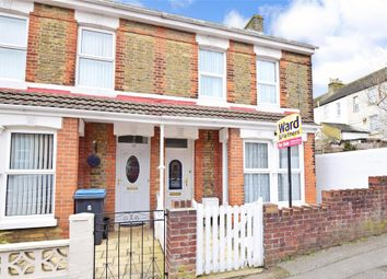 Thumbnail 2 bed end terrace house for sale in Underdown Road, Dover, Kent