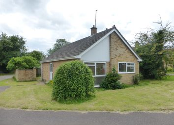 Thumbnail 3 bedroom detached bungalow for sale in St Margarets Close, Horstead, Norwich