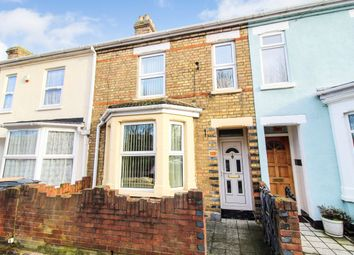 Thumbnail 3 bed terraced house for sale in Westbourne Road, Bedford