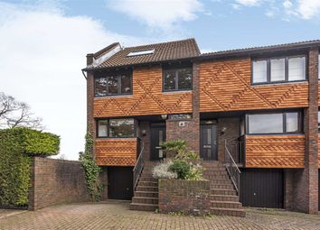 Thumbnail 4 bed terraced house for sale in Mallard Place, Twickenham