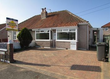 Thumbnail 2 bed bungalow to rent in Brook Road, Heysham, Morecambe