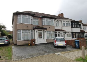 Thumbnail 5 bed end terrace house to rent in Bridgewater Gardens, Edgware, Middlesex