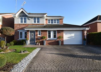 Thumbnail 4 bed link-detached house for sale in Butlers Hill Lane Brockhill, Redditch, Worcestershire