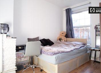 Thumbnail 1 bedroom flat to rent in Quaker Street, London
