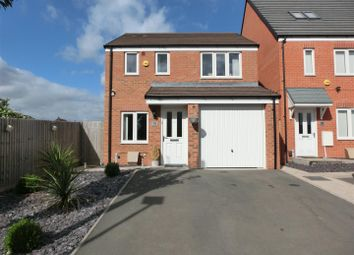 Thumbnail 3 bedroom detached house for sale in Silvermere Park Way, Birmingham
