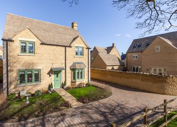 Thumbnail 4 bedroom detached house to rent in Red Arrows Close, Upper Rissington, Cheltenham