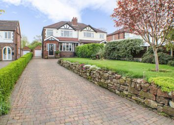 Thumbnail 3 bed semi-detached house for sale in Esthers Lane, Weaverham, Northwich