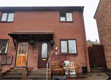 Thumbnail 2 bed end terrace house for sale in Tylcha Wen Close, Porth