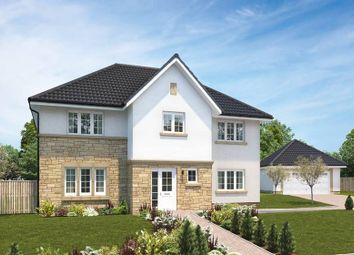 "Thumbnail 5 bedroom detached house for sale in ""The Elliot"" at Viewbank Avenue, Bonnyrigg"