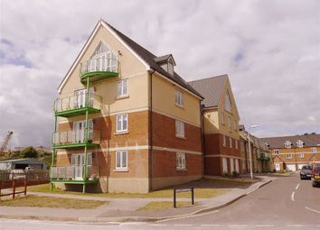 Thumbnail 2 bed flat for sale in Passage Close, Weymouth, Dorset