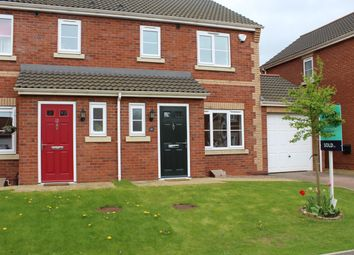 Thumbnail 3 bed semi-detached house to rent in Alexander Road, Lincoln