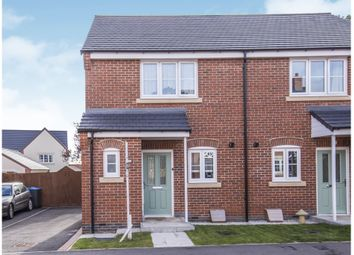 2 bed semi-detached house for sale in Border Close, Glenfield, Leicester LE3