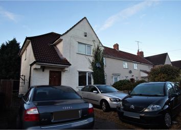 Thumbnail 3 bedroom semi-detached house for sale in Knighton Road, Southmead