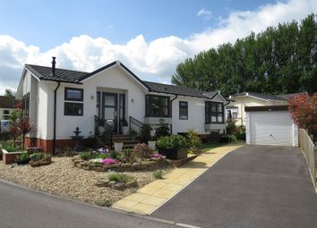 Thumbnail 2 bed mobile/park home for sale in Sheepway, Portbury, Bristol