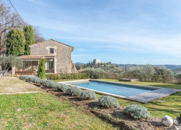 Thumbnail 5 bed property for sale in St Jeannet, Alpes Maritimes, France