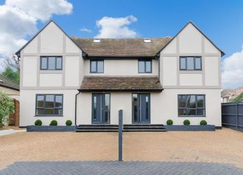 Thumbnail 4 bedroom semi-detached house for sale in Plough Hill, Cuffley, Potters Bar, Hertfordshire