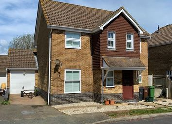 Thumbnail 4 bed detached house to rent in Chiltern Close, Eastbourne