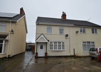 Thumbnail 3 bed semi-detached house for sale in Messingham Road, Ashby, Scunthorpe
