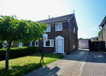 Thumbnail 3 bed semi-detached house for sale in Talbot Drive, Briercliffe, Burnley