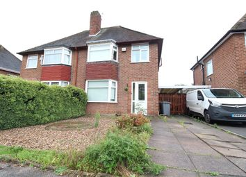 Thumbnail 3 bed semi-detached house for sale in Knightsbridge Road, Solihull, West Midlands