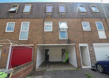 Thumbnail 3 bed town house for sale in Hercules Street, Portsmouth