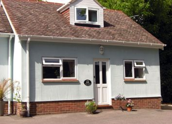 Lymington, Hampshire SO41. 1 bed detached house