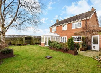 Thumbnail 4 bedroom detached house for sale in Mill Lane, Ampleforth