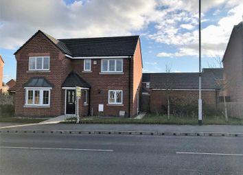 Thumbnail 4 bed detached house for sale in London Road, Markfield