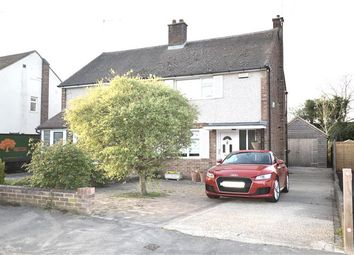 Thumbnail 2 bed semi-detached house for sale in Lingfield Road, Borough Green, Sevenoaks, Kent