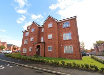 Thumbnail 2 bed flat for sale in Boothdale Drive, Audenshaw, Manchester