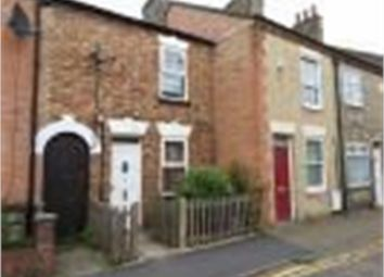 Thumbnail 2 bed terraced house to rent in Monument Street, Peterborough, Cambridgeshire