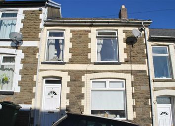Thumbnail 3 bed terraced house for sale in Upper Church Street, Bargoed