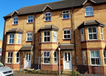 Thumbnail 3 bed terraced house to rent in Wye Close, Hilton, Derby