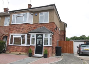 Thumbnail 3 bed end terrace house for sale in Nursery Close, Chadwell Heath, Essex