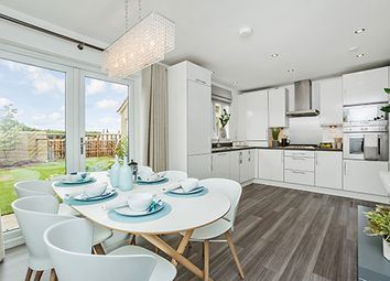 "Thumbnail 3 bedroom detached house for sale in ""Corrywood"" at Whitehills Gardens, Cove, Aberdeen"
