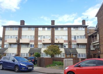 Thumbnail 3 bed flat for sale in Ordnance Road, London