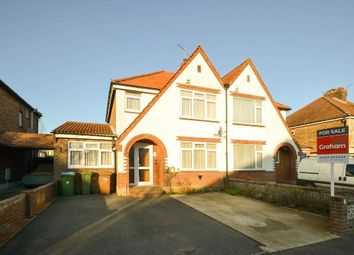 Thumbnail 4 bed semi-detached house for sale in Central Avenue, North Bersted, Bognor Regis, West Sussex