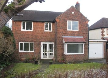 Thumbnail 3 bed detached house to rent in Eton Close, Bamford, Rochdale