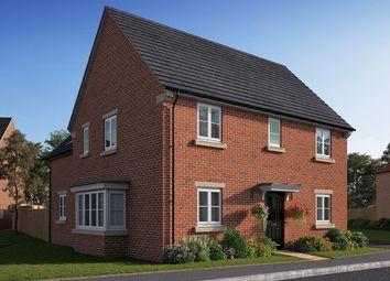 "Thumbnail 4 bed detached house for sale in ""The Lancaster"" at Station Road, Kirk Hammerton, York, Kirk Hammerton"