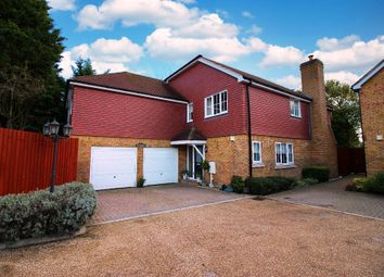 Thumbnail 4 bed detached house for sale in London Road, West Kingsdown