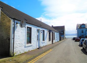 Thumbnail 1 bed end terrace house for sale in 6 Nile Street, Dunoon